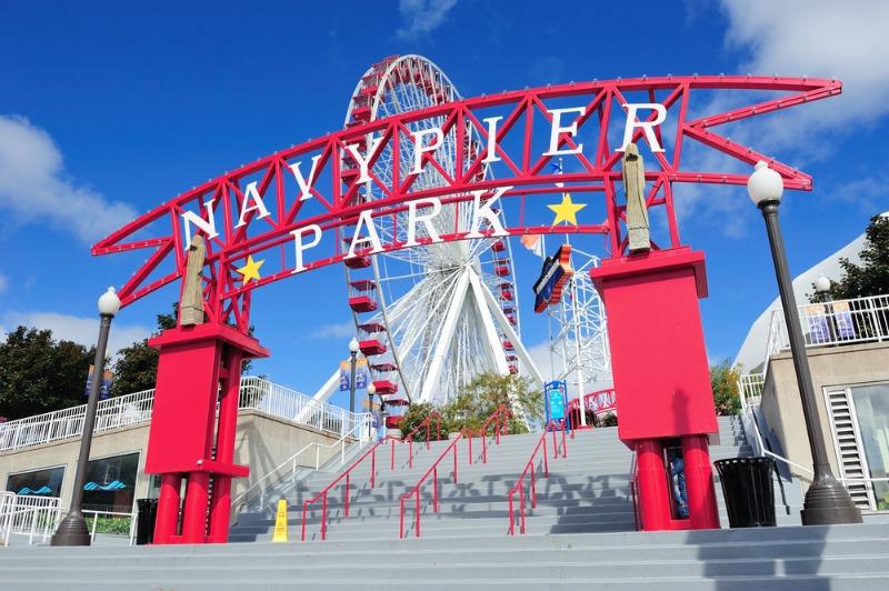 Chicago Navy Pier Park