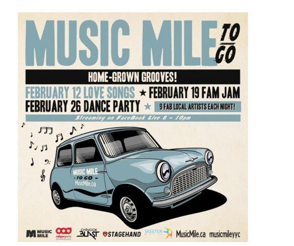 Music Mile Chinook Blast (Family Fun Calgary)