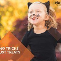 Halloween Mill Woods Stadtzentrum