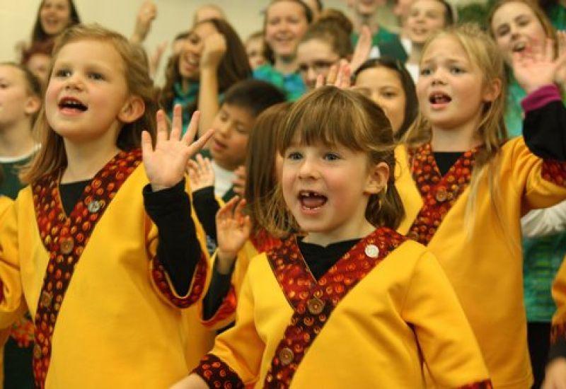 ココペリ合唱団ストーリー合唱コンサート