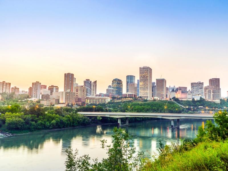 Entdecken Sie Edmonton mit einer lustigen Schnitzeljagd