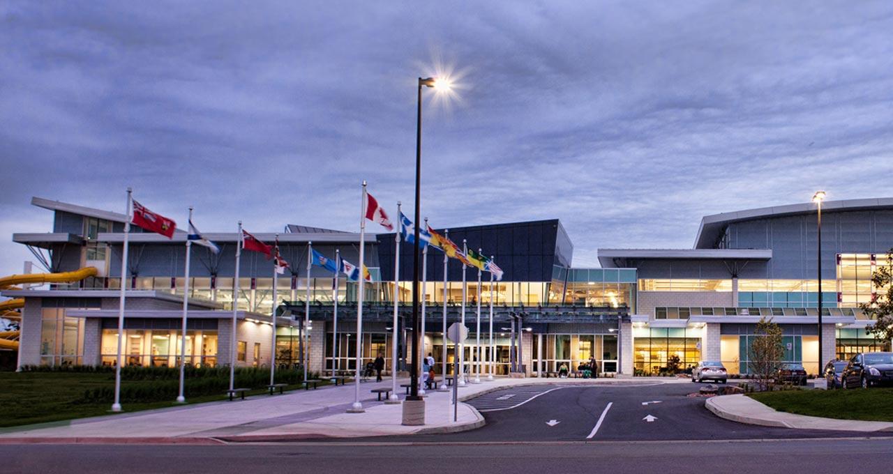 Centro de Jogos do Canadá