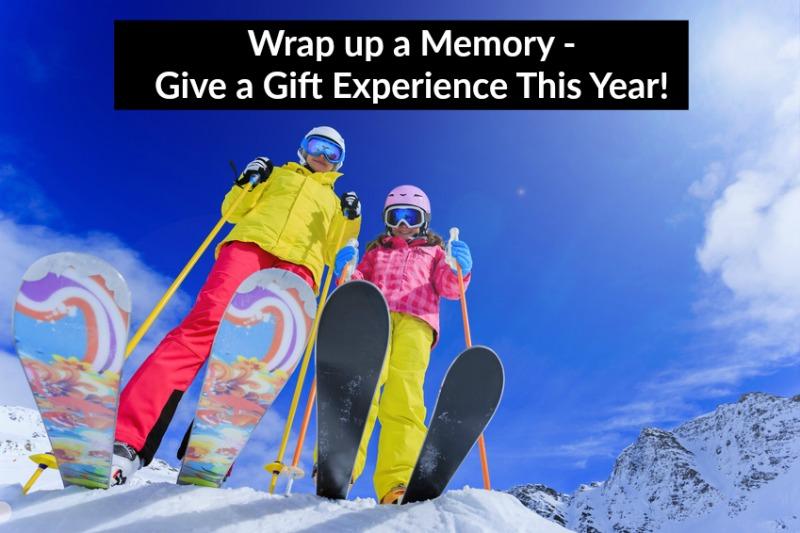 Сделайте Воспоминания - Подарите Подарок в этом году!