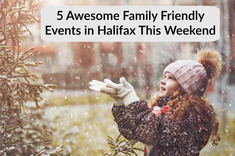 5 Tolle familienfreundliche Veranstaltungen in Halifax an diesem Wochenende (Dezember 14-15)