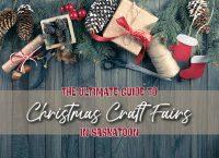 サスカトゥーンのクリスマスクラフトフェア