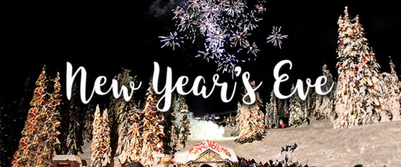 Nouvel An à Grouse Mountain
