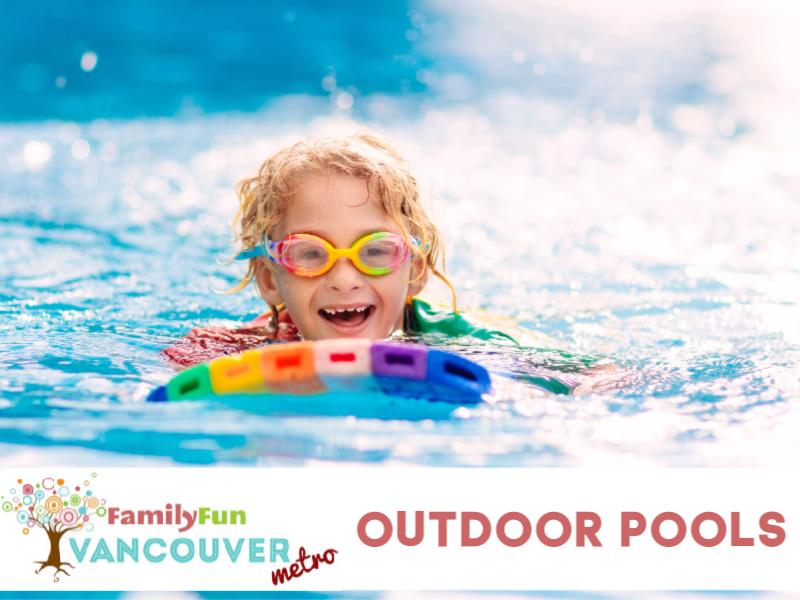 Outdoor Pools Around Metro Vancouver