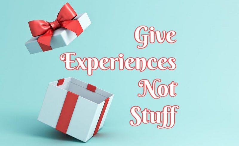 経験の贈り物
