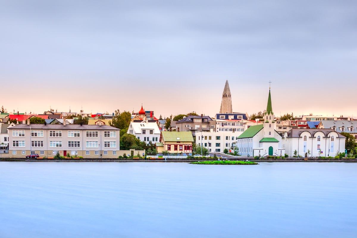 FlyOver Islande